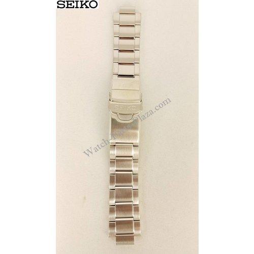 Seiko Seiko SRP585 Horlogeband Staal 4R36-03P0