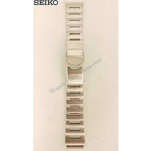 Seiko Seiko 7S26-0350 1st Gen Monster Horlogeband Staal SKX779