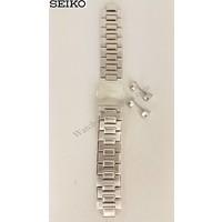 Pulsera de acero Seiko SNP001 7D48-0AA0 Banda de reloj 20mm