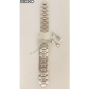 Seiko Seiko SNP001 Steel Bracelet 7D48-0AA0 Watch Band 20mm
