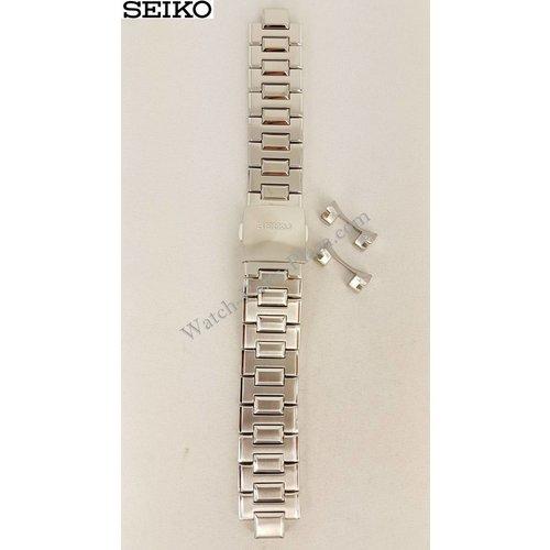 Seiko Seiko SNP001 Horlogeband Staal 7D48-0AA0 34H6 ZC