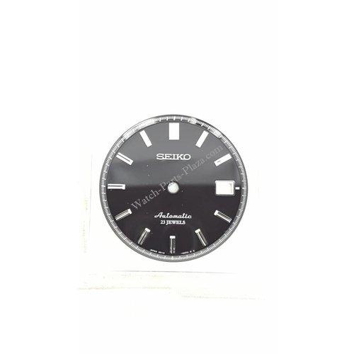 Seiko SARB033 mostrador preto Seiko 6R15-00C0
