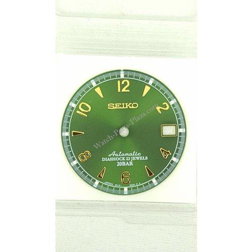 Seiko SARB017 Dial Verde Seiko 6R15-00E0 Diashock