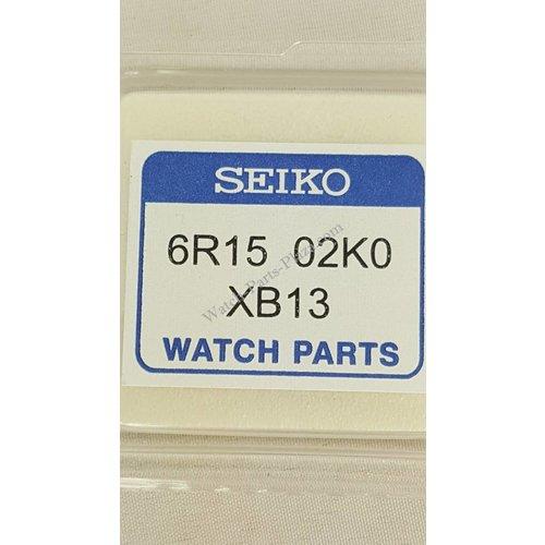Seiko Seiko Sumo Shogun Titanium SBDC029 Dial 6R15-01D0 Black SBDC029J