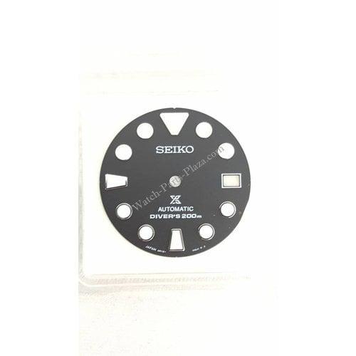 Seiko SBDC031 schwarzes Zifferblatt Seiko Sumo Prospex 6R15-00G0