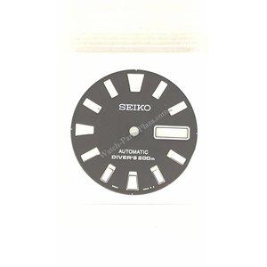 Seiko SRP495K1 Quadrante nero Seiko Stargate 4R36-02Z0