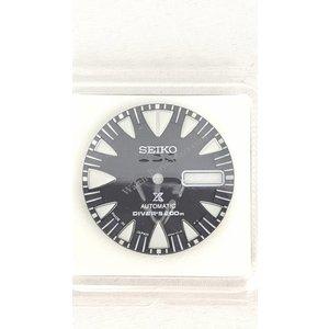 Seiko SRP307 schwarzes Zifferblatt Seiko Monster 4R36-01J0