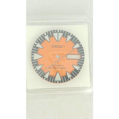 Seiko SRP315 Orangefarbenes Zifferblatt Seiko Monster 4R36-01J0