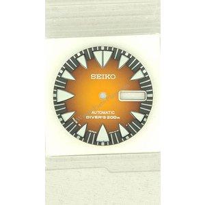 Seiko SRP311 Dial Seiko Fang Monstro 4R36-01J0
