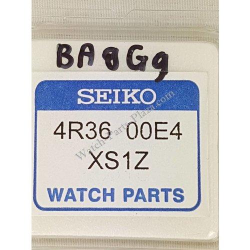 Seiko Seiko SRP163K1 Wijzerplaat 4R36-00B0 SRP163J1 5 Sports