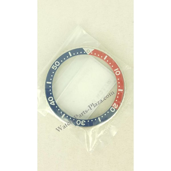 Original Bezel For The Seiko Srpa21 4y36 05h0 Prospex Padi Turtle