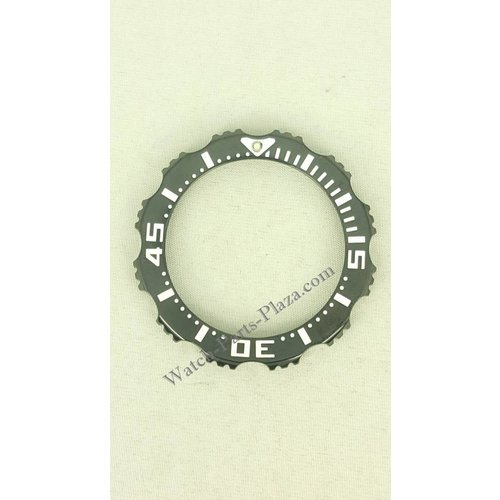Seiko Seiko 86016455 bezel zwart 4R36-04D0 Monster SRP655