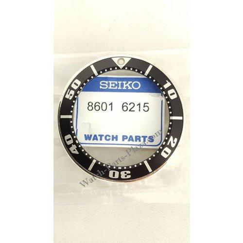 Seiko Seiko Sumo Bisel SBDC001 / SBDC005 / SBDC031 negro 6R15-00G0