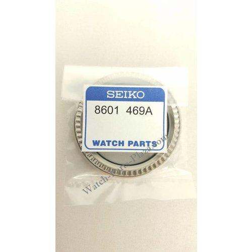 Seiko Seiko SKX007J1 Bisel negro 7S26-0020 Auténtico SKX007J1 41mm