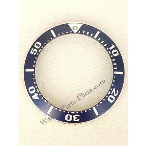 Seiko Seiko SNE435 Bezel azul V157-0BT0 PADI Solar