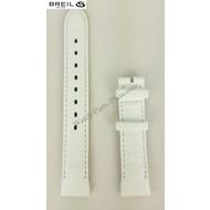 Breil Breil Tribe Atmosphere Watchband TW0922 Strap Breil Genuine White Calf Leather