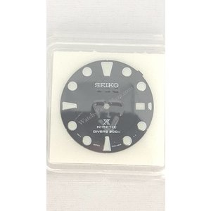 Seiko SEIKO SBCZ011 SKA371 Mostrador 5M62 0BL0 Preto Prospex Cinética Genuine