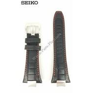 Seiko Seiko 7T62 0JV0 Watchband 14 mm SPC047P2 SNAD23P2
