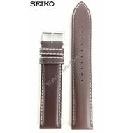 Seiko Seiko SSC013P1 Horlogeband V172-0AC0 bruin