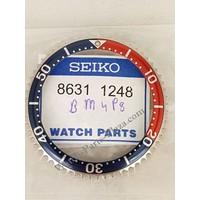 SEIKO DIVER SHC033 SHC021 ROTATING PEPSI BEZEL 7N36 7A08 7A09 7A0B 7A19 SEC001