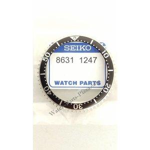 Seiko ORIGINAL SEIKO SHC015 SHC017 BEZEL DIVER'S 200M 7N36-7A00 7A01 SHC015P1 SHC015J1