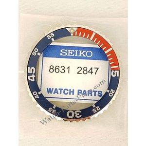 Seiko SEIKO 5M62 0A10 lunette tournante pepsi SKA299