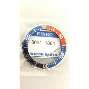Seiko Lunetta girevole Pepsi SEIKO 5M43-0A40 SKJ115, SMY003P1