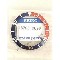 SEIKO 5 DEPORTES SNZF15 PEPSI BISEL GIRATORIO 7S36 03C0 ORIGINAL SNZF15K1 SNZF15J1