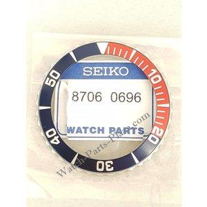 Seiko SEIKO 5 DEPORTES SNZF15 PEPSI BISEL GIRATORIO 7S36 03C0 ORIGINAL SNZF15K1 SNZF15J1
