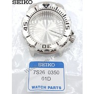 Seiko SEIKO FIRST GENERATION MONSTER 7S26-0350 WATCH CASE SKX779 SKX781 COMPLETE NEW