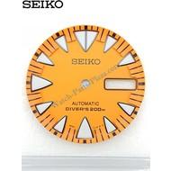 Seiko SEIKO SRP309K1 2ND GENERATION ORANGE MONSTER DIAL 4R36-01J0 ORIGINAL SRP309J1