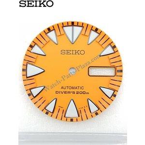 Seiko SEIKO SRP309K1 2EME GENERATION ORANGE MONSTER CADRAN 4R36-01J0 ORIGINAL SRP309J1