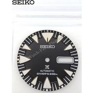 Seiko Dial for Seiko SRP581 | SRP583 - Prospex Air Diver black - 4R36-01J0
