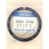 Seiko 85933746 bezel for 7T62 0EB0 / SNA413 / SCJC021