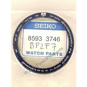 Seiko Seiko 85933746 bezel for 7T62 0EB0 / SNA413 / SCJC021
