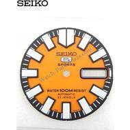 Seiko SEIKO SNZF49 BABY MONSTER ORANGE DIAL SNZF49K1 5 SPORTS 7S36-03D0 SNZF49J1