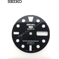 Seiko SEIKO SNZF17 SEA URCHIN BLACK DIAL SNZF17K1 5 SPORTS 7S36-03C0 SNZF17K2