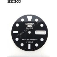 SEIKO SNZF17 SEA URCHIN BLACK DIAL SNZF17K1 5 SPORTS 7S36-03C0 SNZF17K2