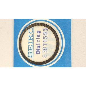 Seiko SEIKO PANDA 6138-8020 ANNEAU CADRAN 6138 8020 ORIGINAL WAV022J1 WAV022 83071585