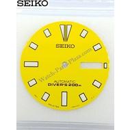 Seiko SEIKO SKXA35 Yellow Dial 7S26-0028 Scuba