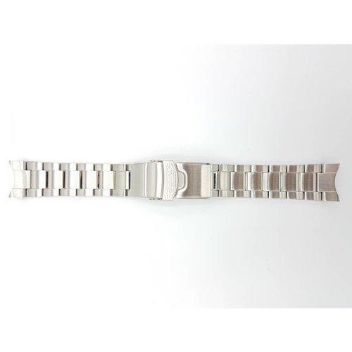 Seiko Seiko SRPB09 stalen horlogeband 4R36-01S0 band Samurai