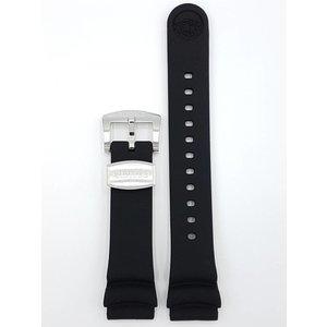 Seiko SEIKO PROSPEX MINI TURTLE BLACK WATCH BAND KN 20mm SRPC37 SRPC39 STRAP 4R35 01Y0