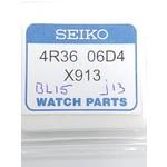 Seiko SEIKO SRPC25 PROSPEX CLASSIC TURTLE BLAU SCHWARZ ZIFFERBLATT SRPC25K1 ORIGINAL 4R36 04Y0