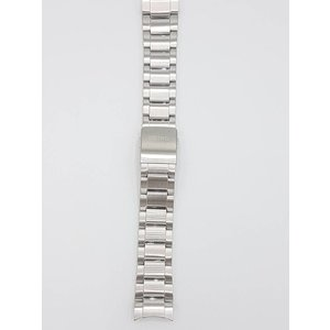 Seiko Bracelet de montre en acier SSF003 Seiko GPS solaire 22mm 8X22-0AC0