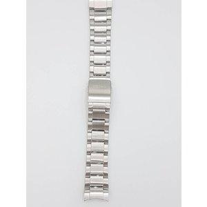 Seiko Horlogeband Staal SSF003 Seiko GPS Solar 22mm 8X22-0AC0