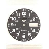 Seiko SEIKO 5 SNX809 Wijzerplaat Zwart 7S26-0480 7S26-3040 Origineel SNX809K1