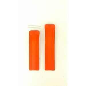 Tissot Tissot T091420A - Expert Correa De Reloj Rojo Silicona 22 mm