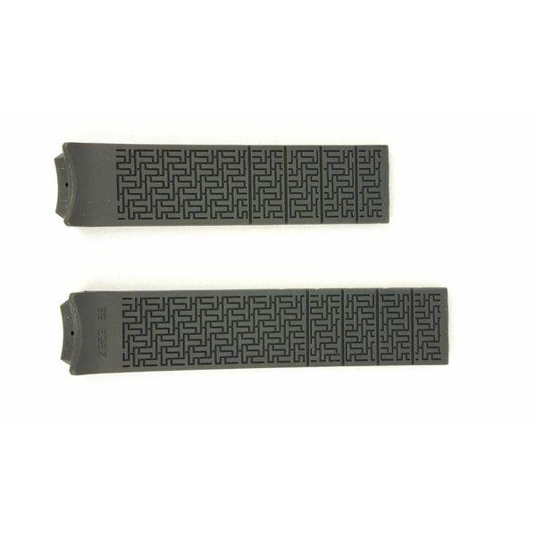 Tissot Tissot T-Touch Horlogeband Z253 / 353 Band Zwart T3378, T3375, T3377 20mm