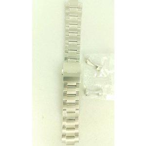 Seiko Seiko SARG001 Steel Bracelet 6R15 02N0 Watch Band SARG003 - Alpinist - 20mm