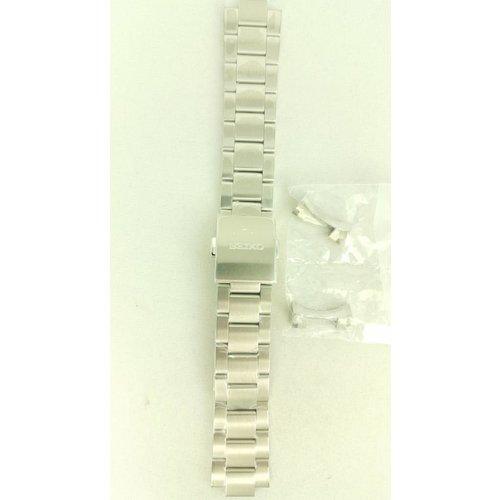 Seiko Seiko SARG001 Horlogeband Staal SARG003 6R15-02N0 - MOTZ - 20mm